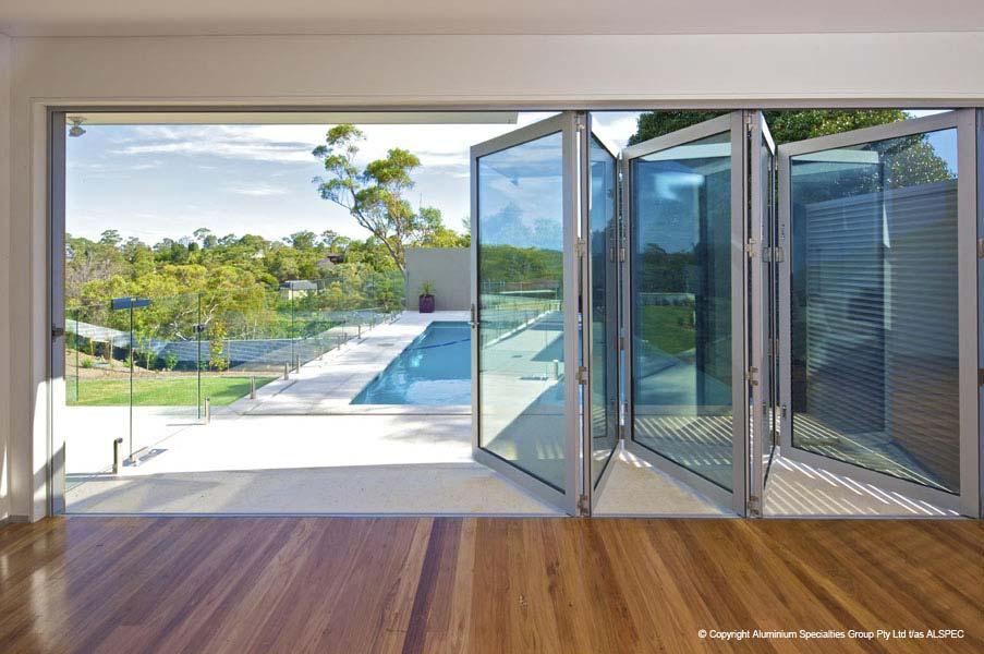 Alspec Hawkesbury E2/E3 Multi-fold Door